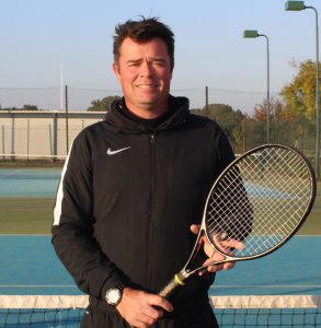 Andre Mewett - LTA Level 4 Tennis Coach