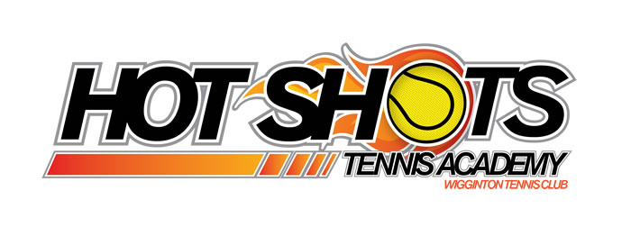 Hot Shots Tennis Academy Logo